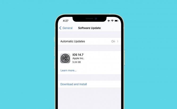 Apple phát hành iOS 14.7 Beta 2, sửa lỗi tốn pin