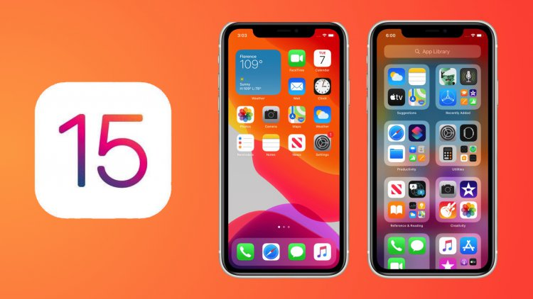 Apple giới thiệu iOS 15