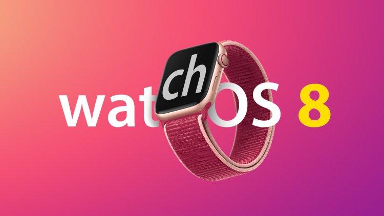 Apple giới thiệu watchOS 8 tới người dùng tại sự kiện WWDC21