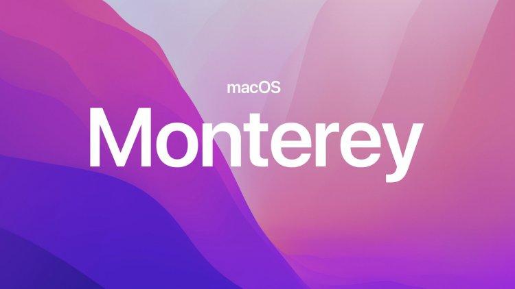 Apple giới thiệu macOS 12 Monterey tại sự kiện WWDC21