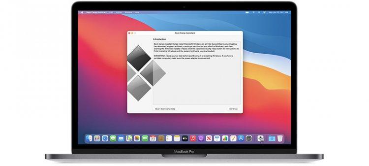 Boot Camp 6.1.15 cải thiện tương thích Trackpad khi sử dụng Windows trên máy Mac