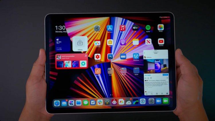 Apple đang có kế hoạch tăng kích thước màn hình trên iPad trong tương lai