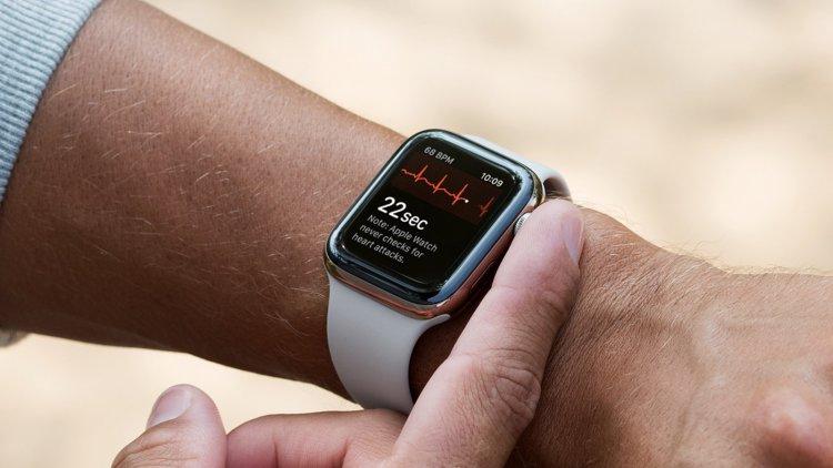 Ứng dụng ECG trên Apple Watch được cấp phép tại Trung Quốc