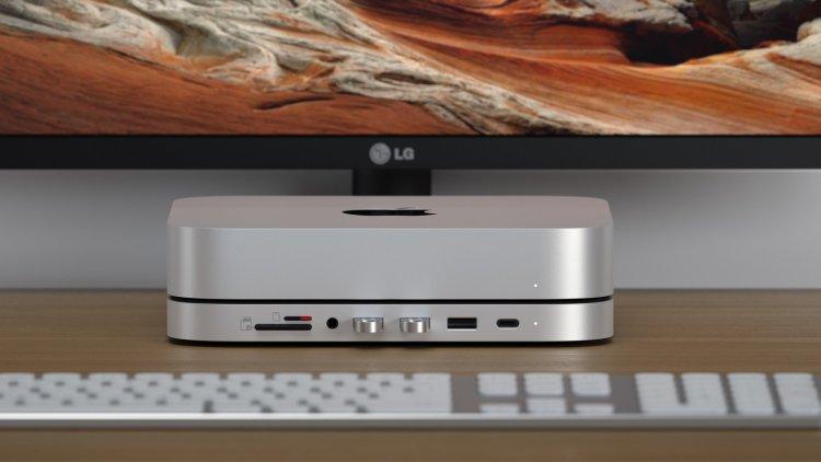 Satechi ra mắt chân đế USBC-C và cổng mở rộng cho Mac Mini