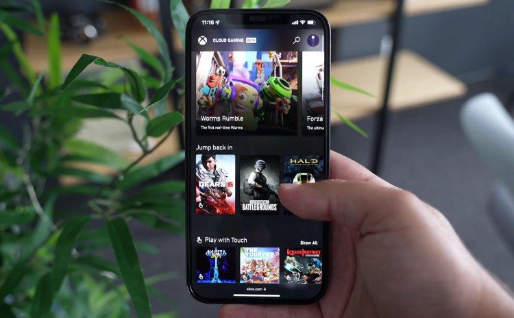 Microsoft ra mắt dịch vụ chơi game đám mây Xbox Cloud Gaming trên iOS