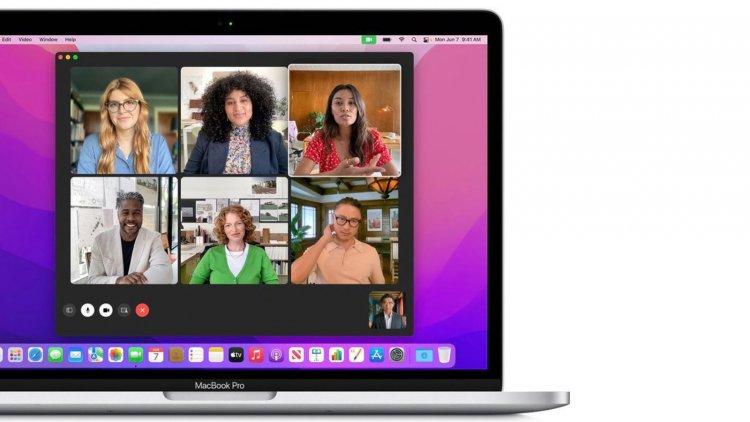 MacBook Pro 14 inch và MacBook Pro 16 inch sẽ được trang bị Camera FaceTime HD chất lượng cao 1080p
