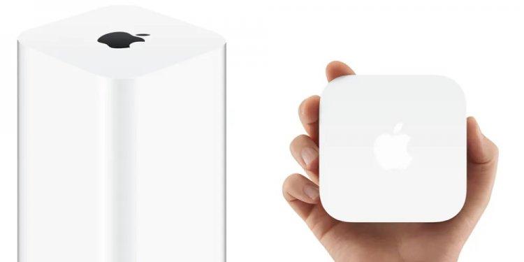 Time Capsule thế hệ thứ 5 của Apple dễ bị lỗi hỏng ổ cứng