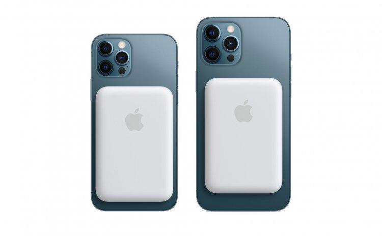 Apple MagSafe cho iPhone 12, sạc không dây 5W, cắm dây 15W, giá 99 USD