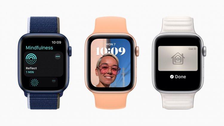 Danh sách Apple Watch tương thích với watchOS 8