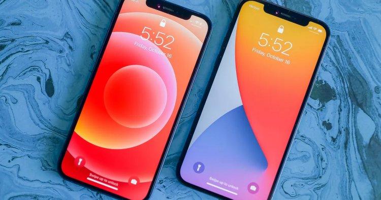 iPhone 12 bán mạnh giúp Apple đạt lãi kỉ lục trong quý vừa rồi