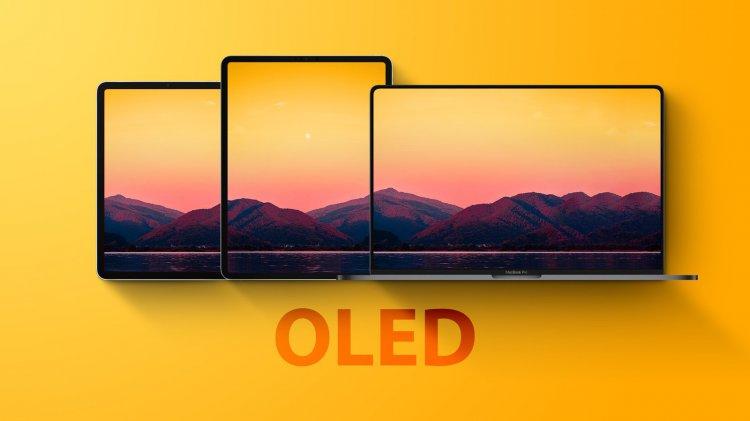 Apple đặt hàng 120 triệu panel OLED từ Samsung để sản xuất iPad