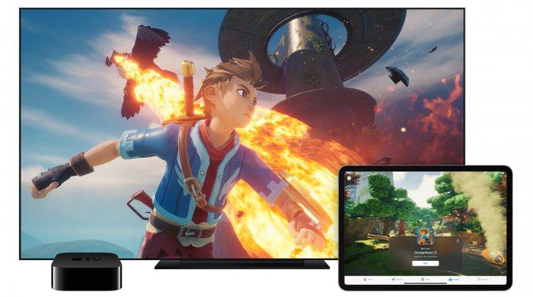 Hai game mới là Asphalt 8: Airborne và Baldo sẽ sớm xuất hiện trên Apple Arcade