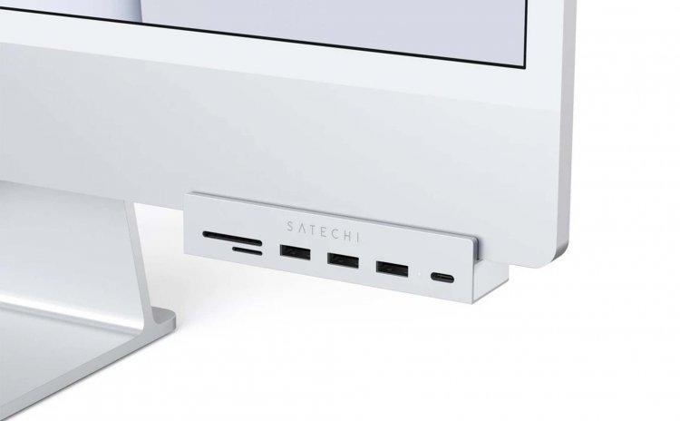 Satechi ra mắt Hub USB-C dành cho Apple iMac M1