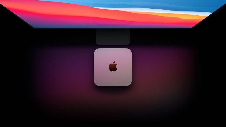 Mac mini trang bị chip M1X với thiết kế mới  và bổ sung thêm cổng kết nối sẽ ra mắt trong vài tháng tới?