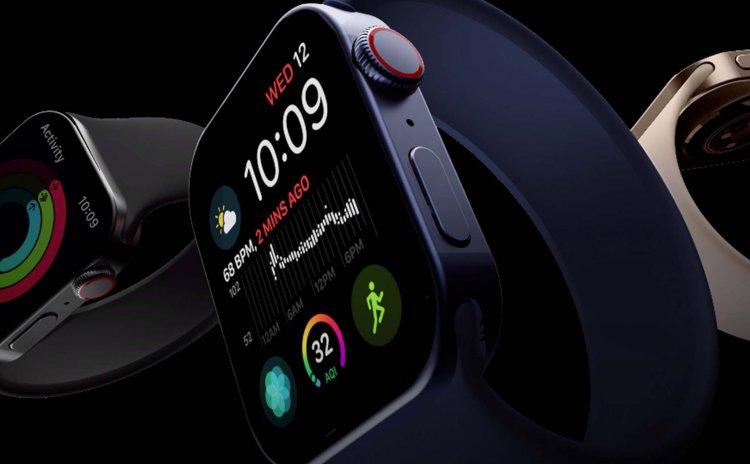 Apple Watch Series 7 sẽ có mặt đồng hồ mới để tận dụng kích thước màn hình lớn