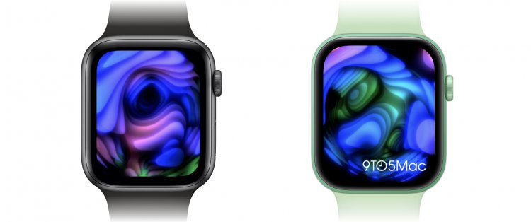 Apple Watch S7 sở hữu màn hình to hơn 16%