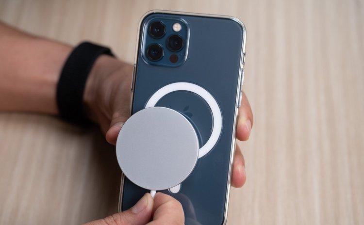 iPhone 13 có thể sẽ dùng đế sạc MagSafe phiên bản cải tiến hơn