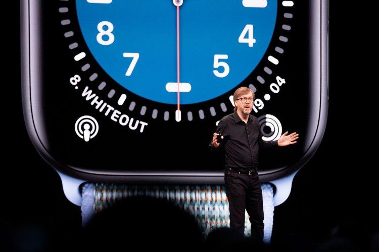 Giám đốc phần mềm Apple Watch sẽ lên dẫn dắt dự án xe hơi của Apple