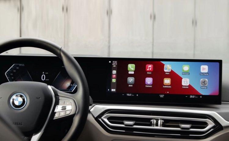 BMW đang giúp Apple CarPlay trở nên tối ưu hơn bao giờ hết