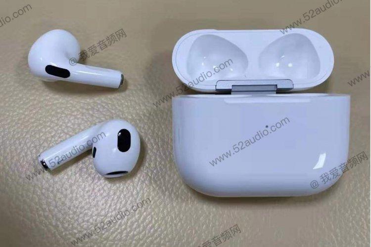 AirPods 3 được cho sẽ ra mắt cùng iPhone 13, thiết kế thay đổi