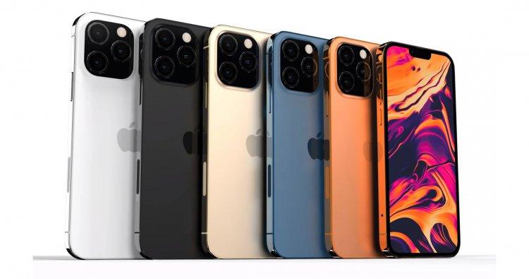 iPhone 13 không còn dung lượng 64GB, bản Pro sẽ có lựa chọn dung lượng tới 1TB