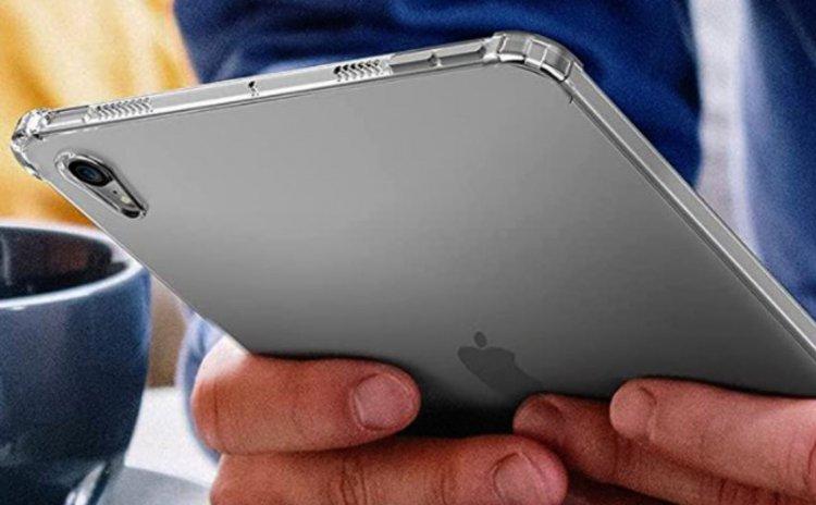 Tiếp tục xuất hiện hình ảnh iPad mini với nút âm lượng trên đỉnh máy