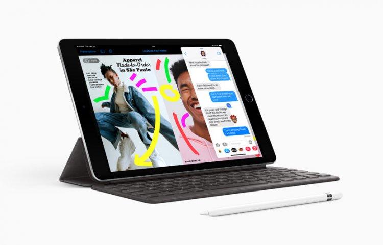 iPad 9 chính thức: thiết kế không đổi, A13 Bionic, giá từ 329 USD