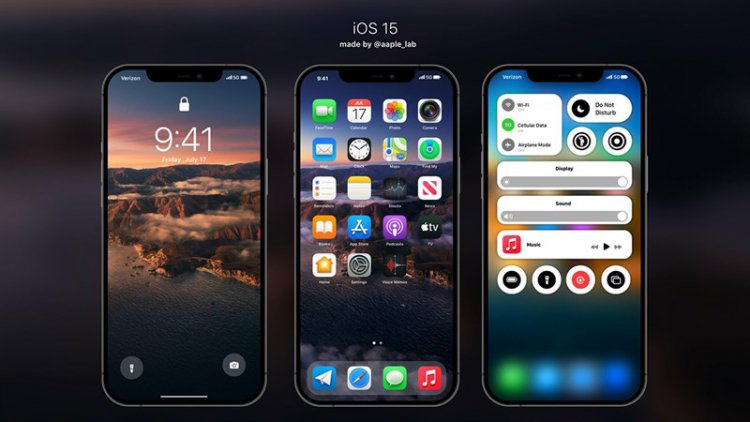 iOS 15 và iPadOS 15 chính thức ra mắt người dùng vào hôm nay.
