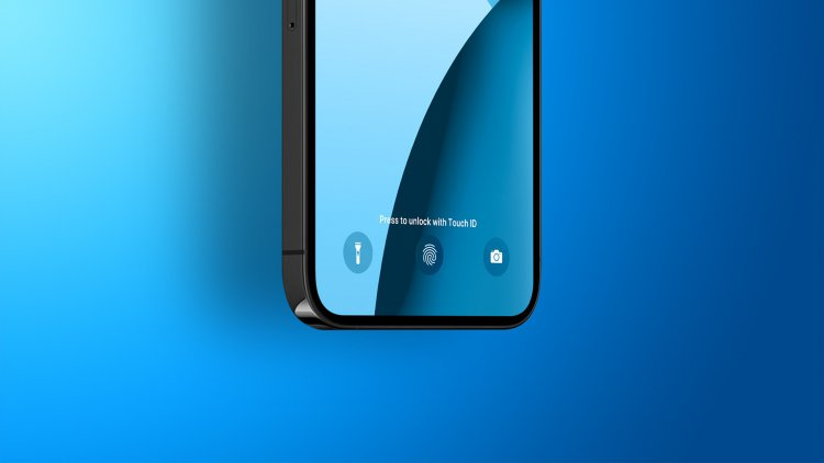 iPhone với Touch ID dưới màn hình sẽ ra mắt năm 2023 và iPhone màn hình gập sẽ ra mắt vào năm 2024