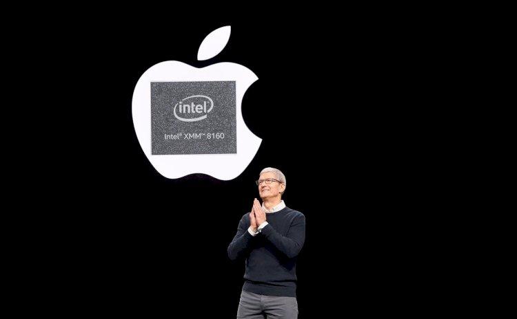 Apple chính thức mua lại mảng modem smartphone của Intel với giá 1 tỉ USD