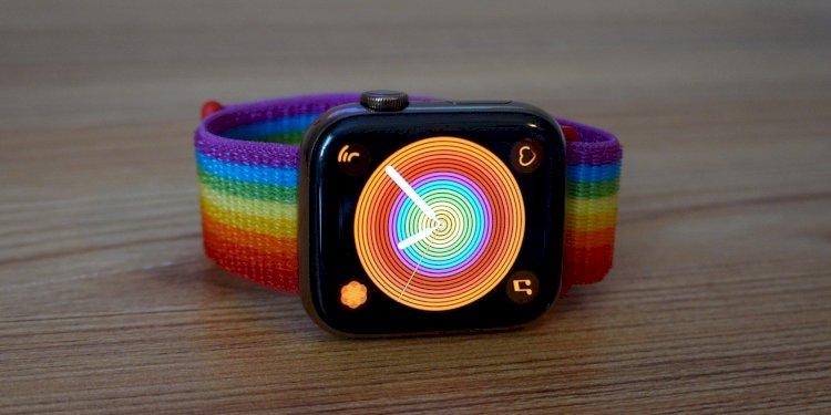 Apple watch tiếp tục thống trị thị trường đồng hồ thông minh.