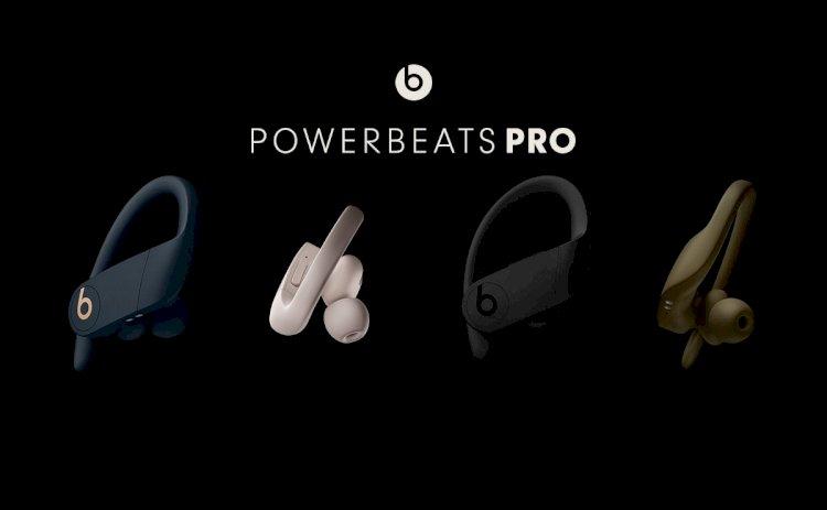 Apple sắp bán ra 3 màu còn lại trên Powerbeats Pro