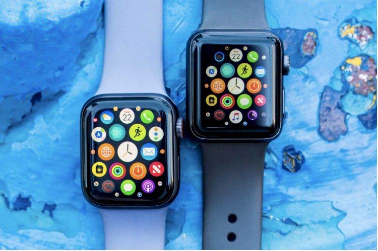 Rò rỉ hình ảnh được cho là Apple Watch series 5