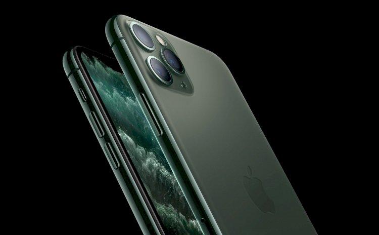 iPhone 11 Pro / Pro Max: cụm 3 camera, màu mới, chip A13 Bionic, sạc 18W, giá từ 999 USD