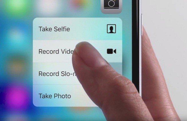 3D Touch chính thức bị khai tử, iPhone 2019 dùng Haptic Touch