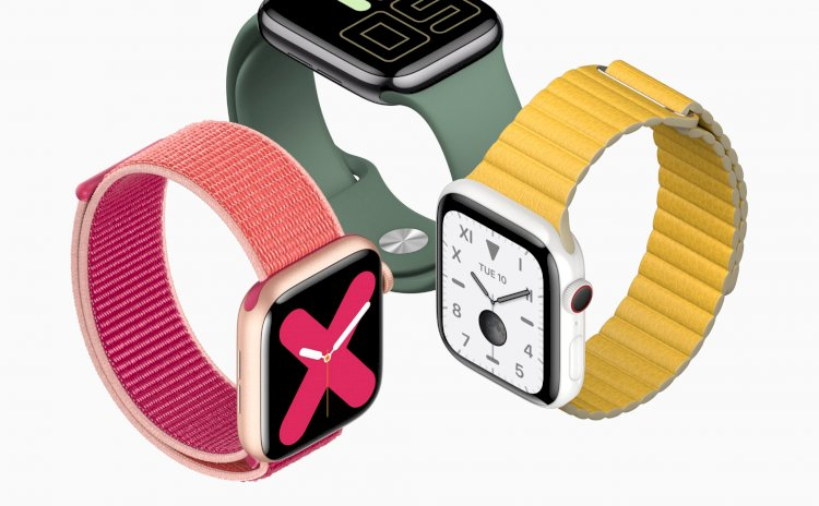 Apple Watch Series 5 có cùng phần cứng  với Series 4?