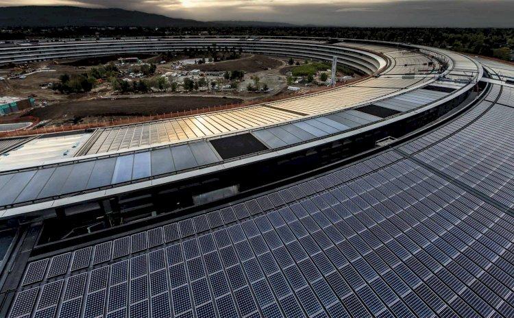 Apple nhận giải thưởng Liên Hợp Quốc vì nỗ lực chuyển sang dùng năng lượng sạch