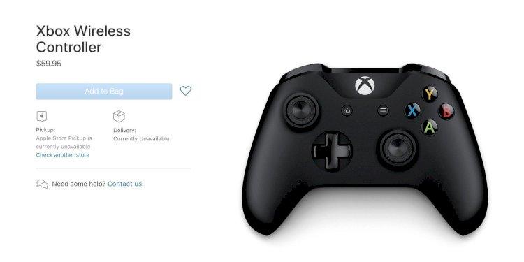 Apple bán ra tay cầm Xbox để đẩy mạnh đăng ký dịch vụ chơi game Apple Arcade trên iOS 13
