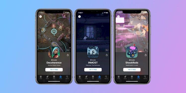 Apple Arcade giới thiệu thêm 5 game mới trên  iPhone, iPad, và Apple TV