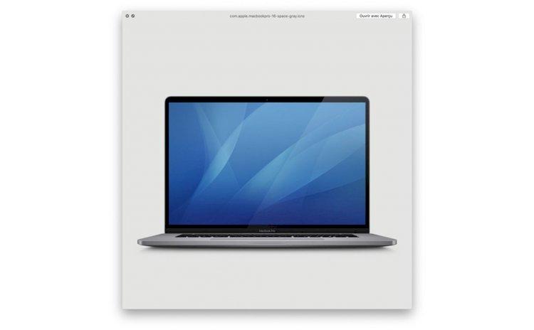 """Đây là hình ảnh MacBook Pro 16"""" mới với viền mỏng?"""