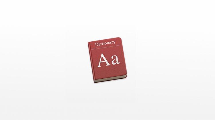 Hướng dẫn tra từ điển dễ dàng với 3 ngón tay trên macOS Catalina