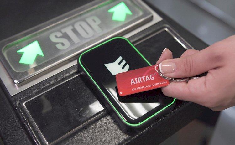 Apple hoàn tất việc mua quyền sử dụng thương hiệu AirTag