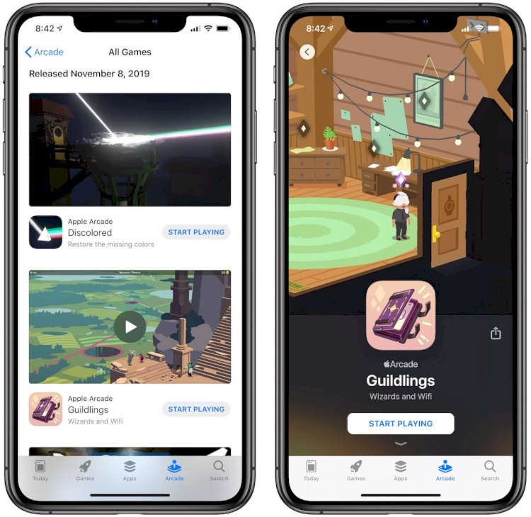 Apple Arcade đã có 100 Game và vẫn tiếp tục tăng
