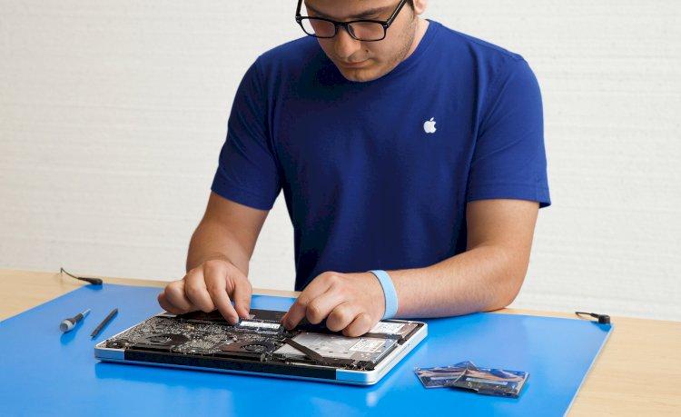 Apple không thu được một đồng lãi nào từ dịch vụ sửa máy cho người dùng!