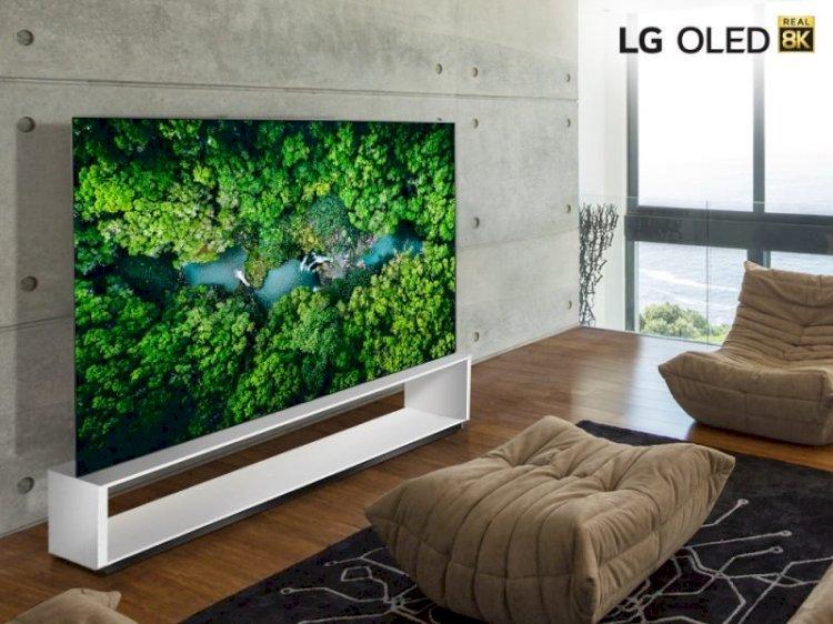 LG giới thiệu TV 8K hỗ trợ HomeKit và Airplay 2.