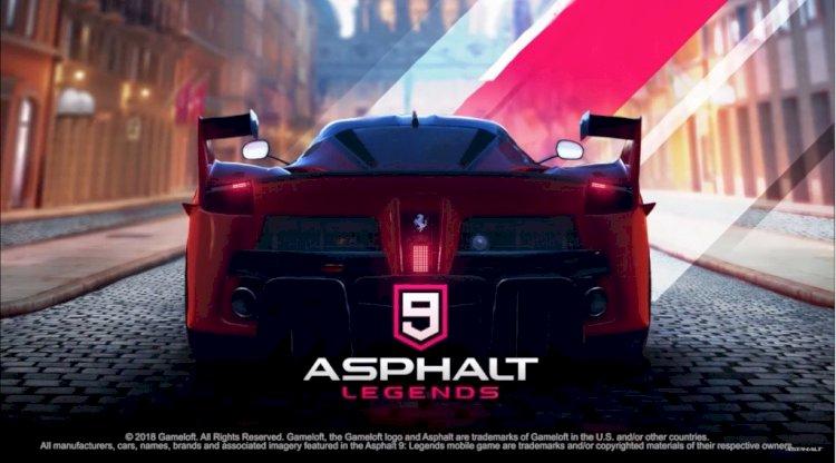 Asphalt 9: Legends  đã có trên Mac App Store.