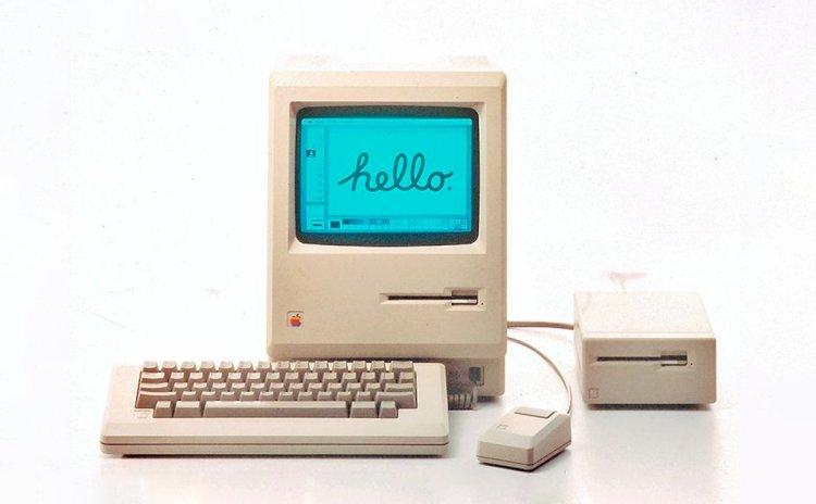 36 năm trước, Steve Jobs giới thiệu chiếc máy Macintosh đầu tiên