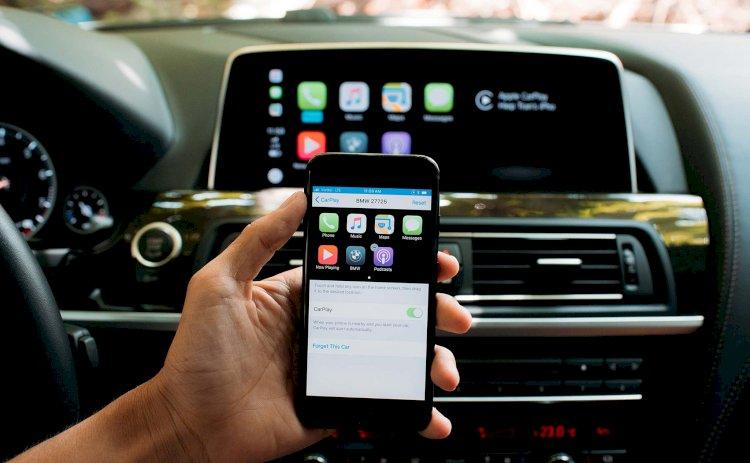 CarKey: dùng iPhone, Watch để mở khoá hoặc khởi động xe hơi